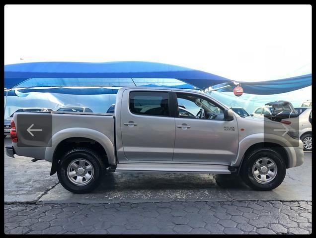 Toyota Hilux SR 4x4 3.0 8V 116CV TB DIESEL / pneu NOVO / todas revisões na Toyota - Foto 11