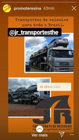 Jr Transportadora de veículos