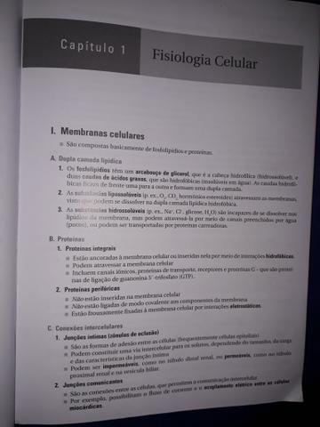 Fisiologia Revisão e questões comentadas - Linda S. Costanzo - Foto 3