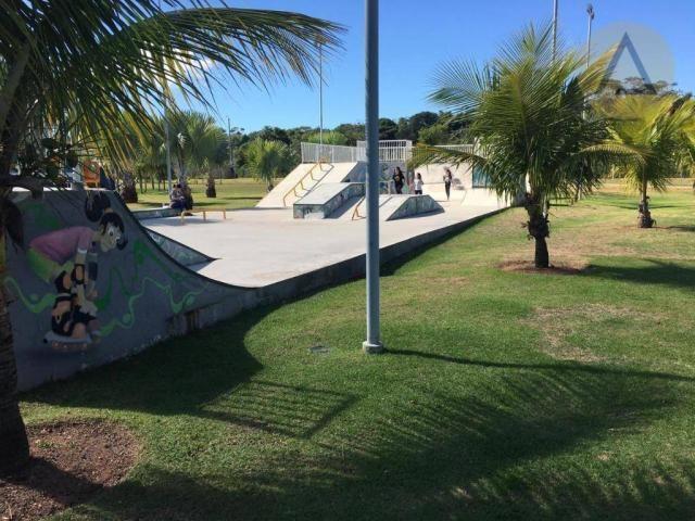 Terreno à venda, 375 m² por r$ 115.000 - condomínio alphaville rio costa do sol - rio das  - Foto 11