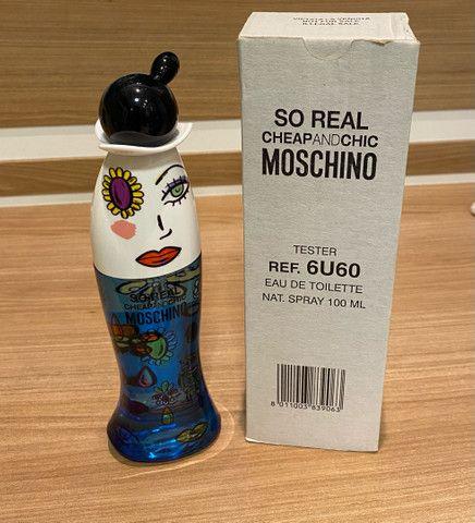 Promoção Perfume Moschino  - Foto 4