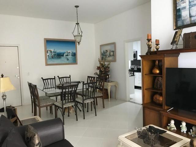 Murano Imobiliária aluga apartamento de 3 quartos mobiliado na Praia da Costa, Vila Velha  - Foto 7