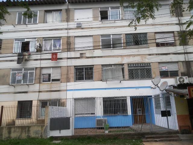 Apartamento para alugar com 1 dormitórios em Rubem berta, Porto alegre cod:426