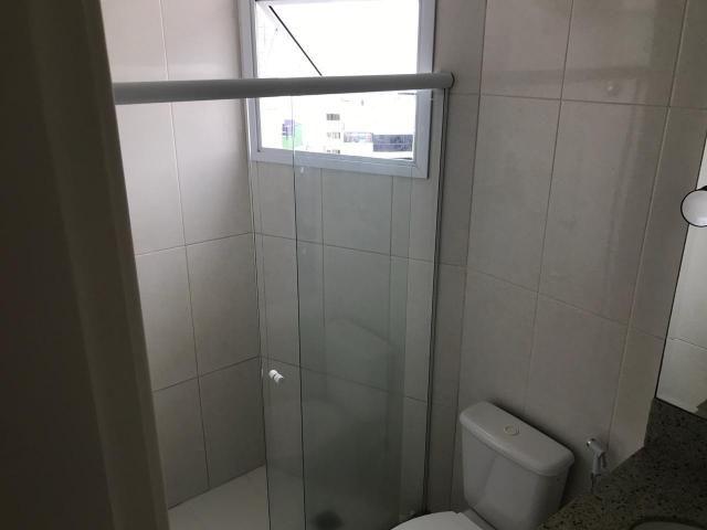 Murano Imobiliária aluga apartamento de 3 quartos mobiliado na Praia da Costa, Vila Velha  - Foto 16