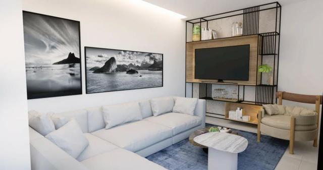 Apartamento 2 suítes 75m² na Av. Augusto Severo - Gloria - RJ Cod: FRAP20801