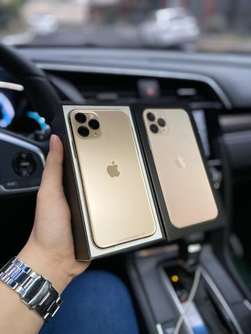IPhone 11 Pro 64GB - Gold Lacrado Anatel