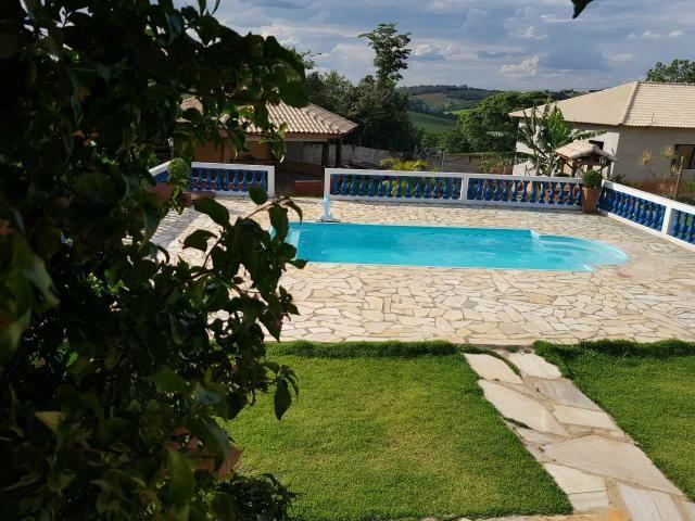 Chácara com piscina - Foto 7