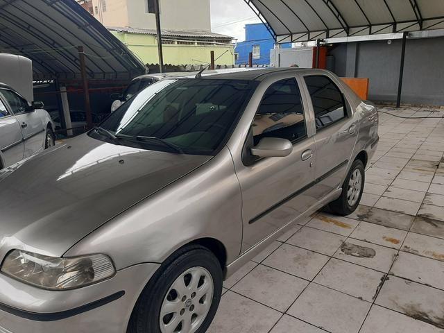 Fiat Siena 2002/02 ELX 1.3 completo revisado - Foto 3