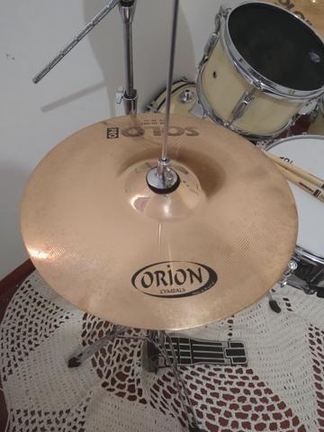 """Par de Chimbais Orion Solo PRO 14"""""""
