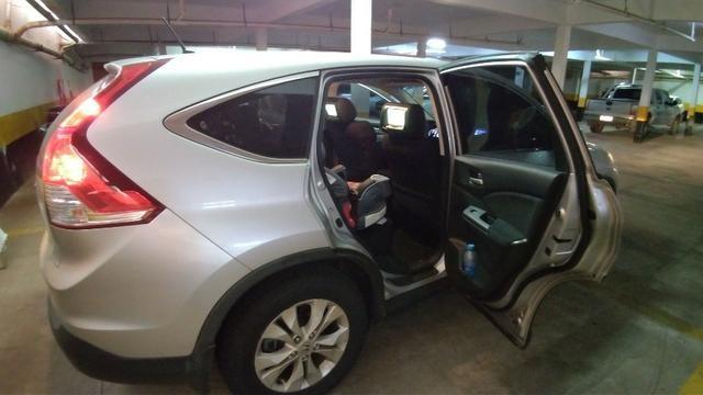 Honda cr-v - Crv - suv - dvd - pneus novos - vender rapido ipva quitado 57 mil - Foto 18