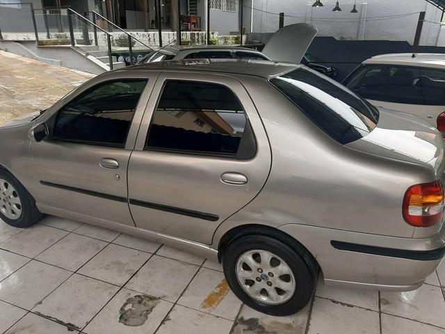 Fiat Siena 2002/02 ELX 1.3 completo revisado - Foto 8