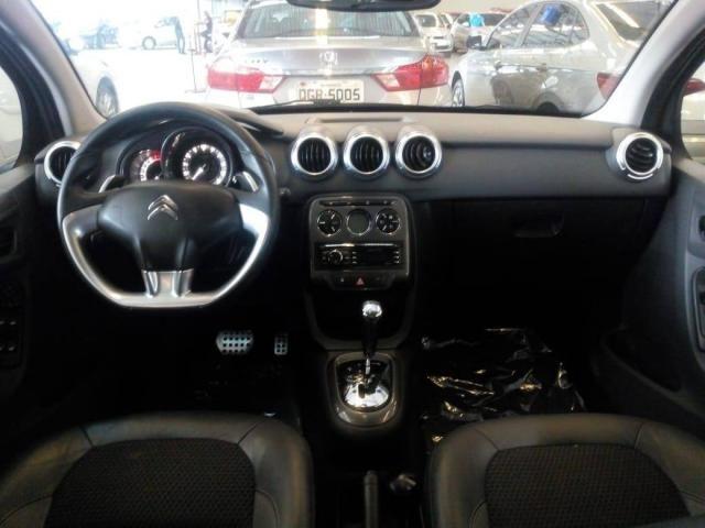 C3 2012/2013 1.6 EXCLUSIVE 16V FLEX 4P AUTOMÁTICO - Foto 4