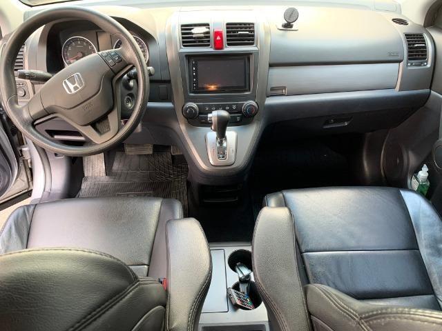 Honda Crv Lx 2010 - Prata - Completa - Supernova - Foto 12