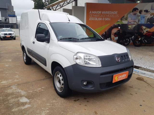 FIORINO 2019/2019 1.4 MPI FURGÃO HARD WORKING 8V FLEX 2P MANUAL - Foto 2