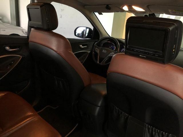 GRAND SANTA FÉ 2014/2015 3.3 MPFI V6 4WD GASOLINA 4P AUTOMÁTICO - Foto 11