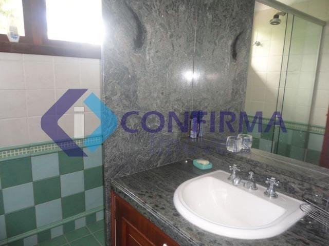 Ref. 508 - Casa Condomínio 4Qtºs - Alto - Teresópolis/RJ - Foto 14