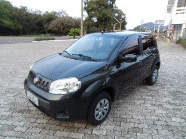 Fiat Uno Vivace 1.0 8V (Flex) 4p 2012 - Foto 10