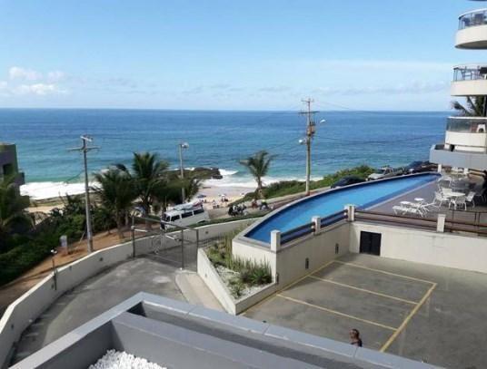 Apartamento com 1 dormitório à venda, 40 m² por R$ 290.000,00 - Rio Vermelho - Salvador/BA