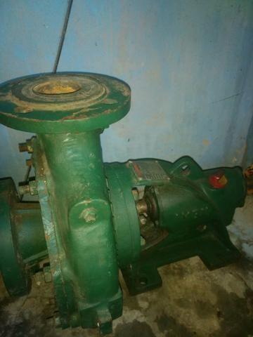 Bomba de água de irrigação