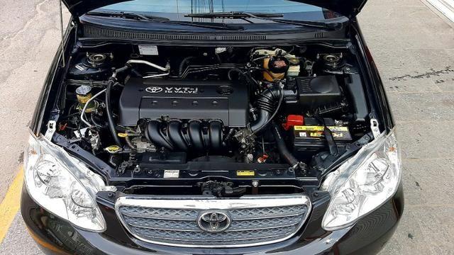 Toyota fielder XEI aut motor 1.8 16v flex vvt-i 4p ano 2008 raridade 86.000km ipva2020pg - Foto 5