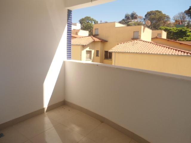 Apartamento à venda com 3 dormitórios em Serrano, Belo horizonte cod:9461 - Foto 3