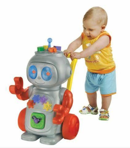 Robo Andador pedagogico - Foto 4
