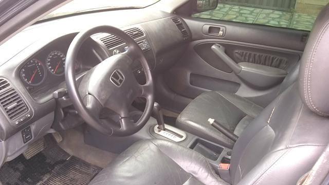 Civic LX 03/3 Automático Completo - Foto 8