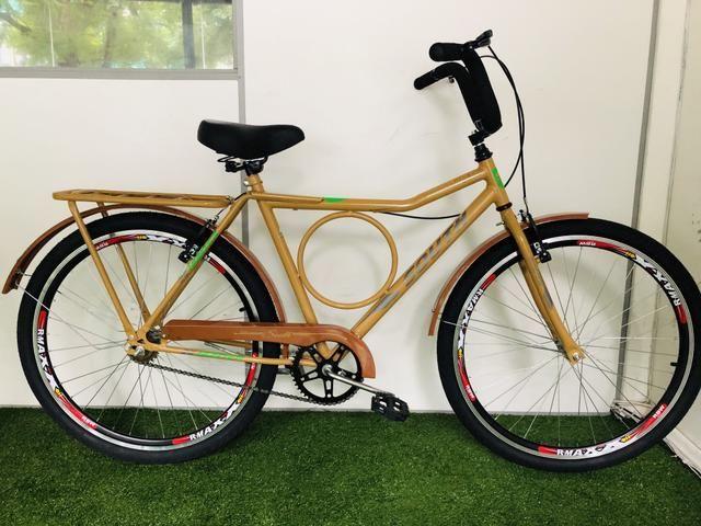 Gostou? Quem sabe vc da sua bike usada como parte de pagamento?
