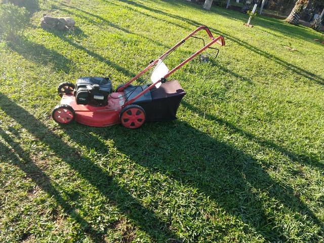 Máquina de cortar grama - Foto 2