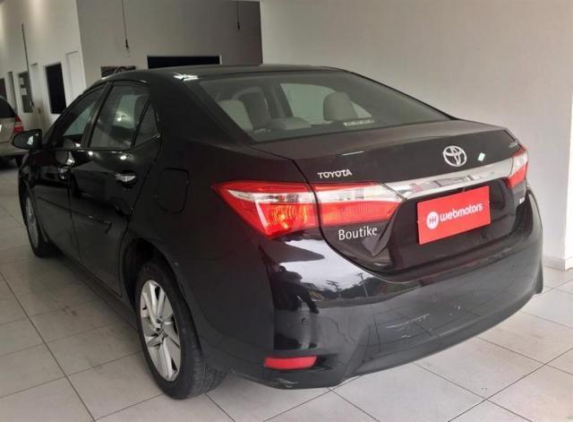 Toyota Corolla GLi Upper 1.8 Flex 16V Aut. Gnv 5 geração - Foto 4