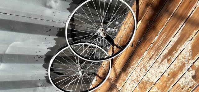 Roda Bicicleta - Foto 2