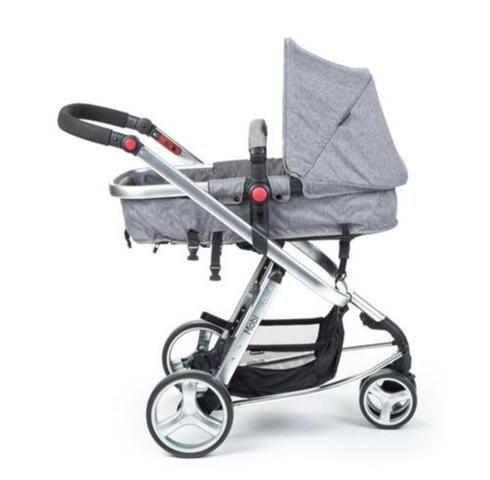 Carrinho de Bebê Safety 1st Travel System - Mobi TS - Foto 5