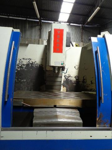 Fresadora CNC Veker 4700D - Foto 3
