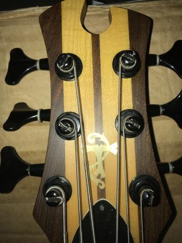 Baixo Tobias 6 cordas - Foto 2