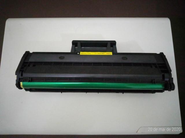 Impressora Multifuncional a laser monoc. Samsung SCX-3405W c/ WiFi e estabilizador 1000w - Foto 3