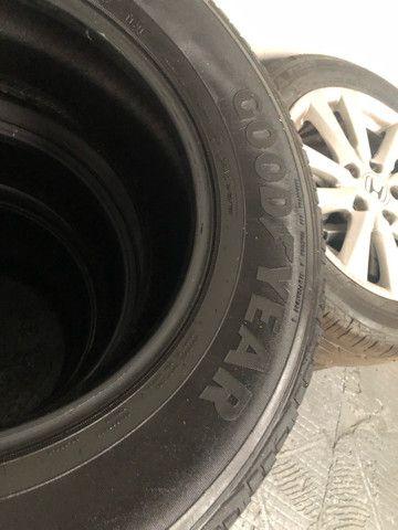 4 pneus 265/65/aro 17 Hillux  vendo as 4  - Foto 5