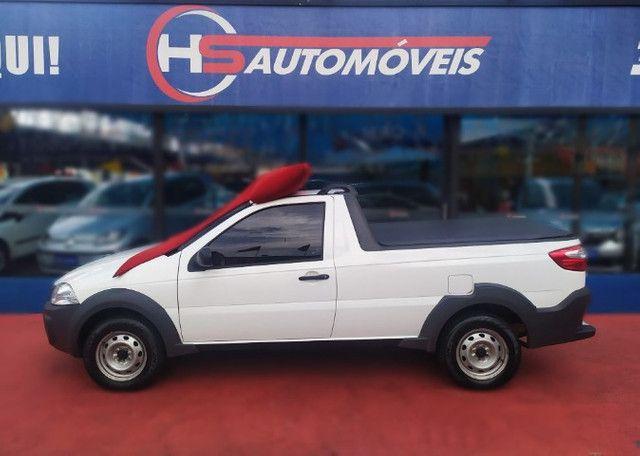 Fiat Strada Working HARD 1.4 Fire Flex CS. 2020 - Foto 2