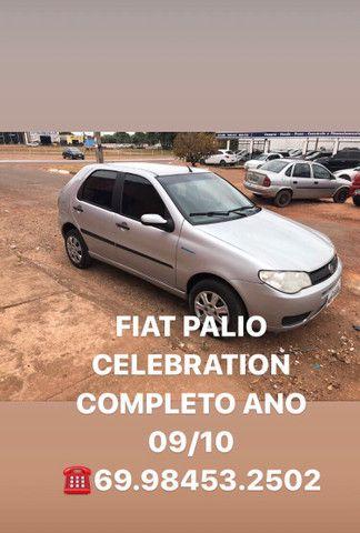 PALIO CELEBRATION COMPLETO Ano 09/10 - Foto 5