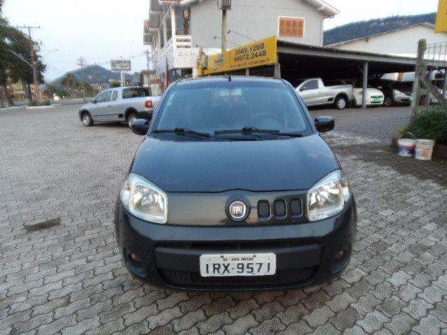 Fiat Uno Vivace 1.0 8V (Flex) 4p 2012 - Foto 3