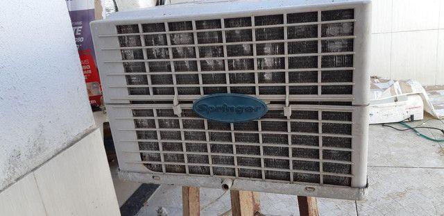 Springer 7500btu's - condicionador de ar - Foto 5