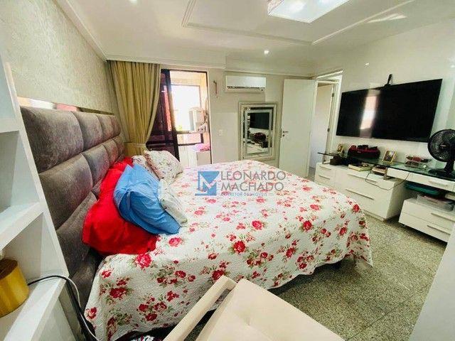 Apartamento à venda, 150 m² por R$ 670.000,00 - Guararapes - Fortaleza/CE - Foto 14