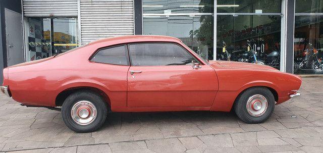 Super oferta Ford Maverick ano 1976 - Motor impecável carro para restaurar