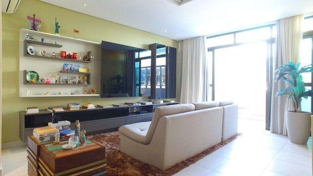 Apartamento Cobertura com 4 Suítes, 4 Vagas com 368 m² na Jatiúca em Maceió - Foto 6