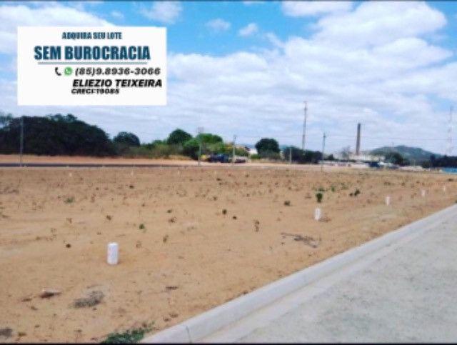 Loteamento às margens da BR-116, 10 min de Fortaleza! - Foto 8