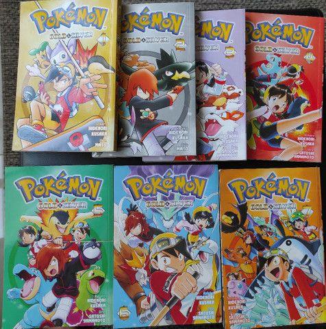 Pokémon Gold & Silver - vendo ou troco