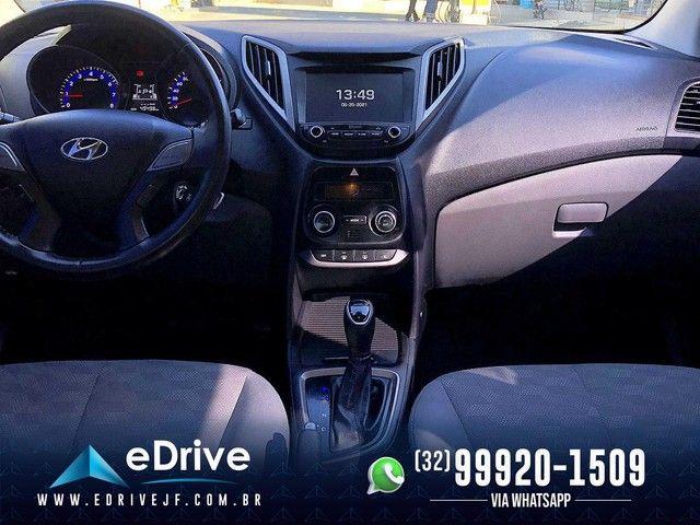 Hyundai HB20S Premium 1.6 Flex Aut. - 1 Ano de Garantia - IPVA 2021 Pago - Completo - 2018 - Foto 14