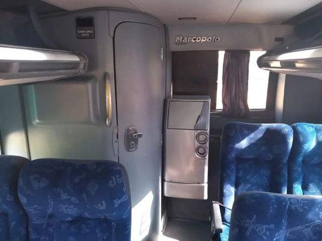 Ônibus Marcopolo Paradiso 1550 G6 Mercedes 0500 Rsd Turismo - Foto 6
