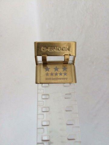Relógio Casio G-Shock Transparente A prova d'água - Foto 4