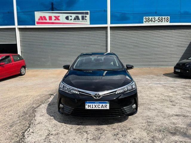 Toyota Corolla Xei 2018 Blindado Impecável