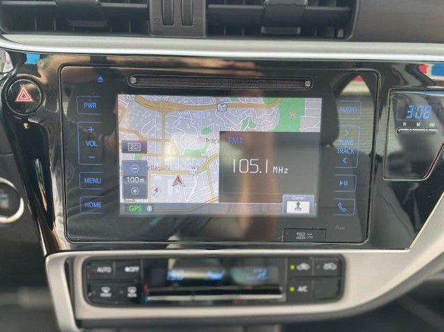Toyota Corolla Xei 2018 Blindado Impecável - Foto 16